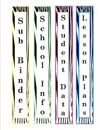 1 Inch Binder Template 2 Spine Unique Free Label Spi