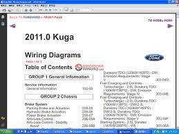 ford kuga 2012 wiring diagram information of wiring diagram \u2022 Ford E-150 Wiring-Diagram at Ford Kuga Towbar Wiring Diagram