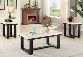 Marble Living Room Table Set Faux Marble Coffee Table Set Coffetable