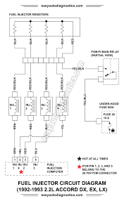 similiar 94 accord wiring diagram keywords cadillac deville wiring diagram also 1992 honda accord radio wiring