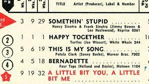 Nancy Sinatra Billboard
