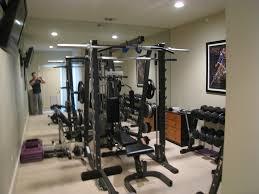 Creative Home Gym Design Design Decor Amazing Simple At Home Gym