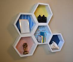 how to build hexagon cubes finished