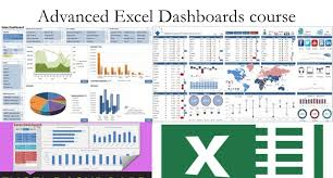 Excel Dashboard Advanced Excel Dashboards Course