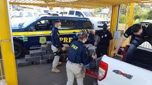 PRF é atropelado durante apreensão de quase uma tonelada de maconha - Rio  Grande do Sul - Jornal NH