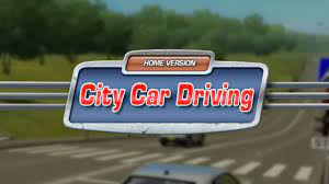 city car driving free