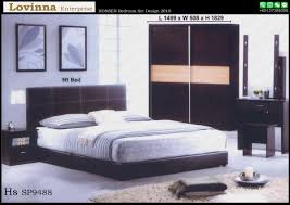 Malaysian Bedroom Furniture Lovinna Product Malaysia Bedroom Set