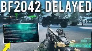 Battlefield 2042 Delayed. - YouTube