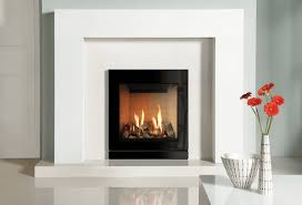 contemporary and modern gas fires in derbyshire with regard to fireplace idea 2