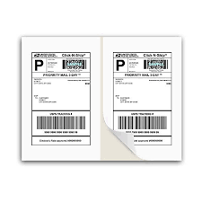 how to print a shipping label print shipping label amazon com