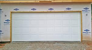 garage door trim sealShould I Replace my Jambs When Having a New Garage Door Installed