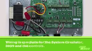 how to wire a system circulator to a taco zone valve control zvc how to wire a system circulator to a taco zone valve control zvc