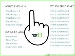 ideas of three letter words ending in j simple 4 letter words ending in z three