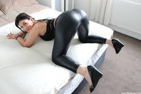 BIG BOOTY WETLOOK LEGGINGS BIG ASS WORSHIP Photo album by The Big.
