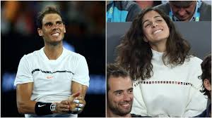 Breaking news headlines about rafael nadal, linking to 1,000s of sources around the world, on newsnow: Nadal S Girlfriend Talk Tennis