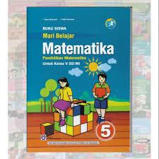 Semoga dapat menjadi referensi sobat dalam menyelesaikan tugas ataupun menyusun soal. Jual Links Buku Matematika Kelas 5 Sd Kurikulum 2013 Jakarta Pusat Links Mart Tokopedia