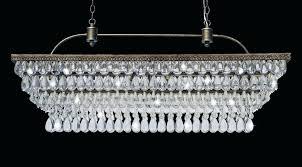 drop crystal chandelier inch rectangular glass drop crystal chandelier antique copper raindrop crystal chandelier uk