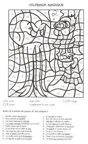 Coloriage Magique Grammaire 2 001 Jpg 646 1 048 Pixels