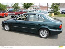 1997 Oxford Green Metallic BMW 5 Series 540i Sedan #51479109 Photo ...