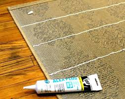 keep rug from sliding how to stop rugs on wood floors designs