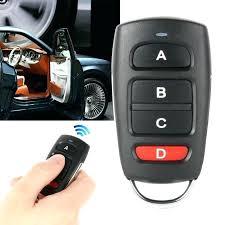 how to program car to garage door how to program garage door opener to car garage