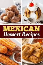 How about making a sweet south of the border treat with one of these delicious mexican dessert recipes. 18 Mexican Dessert Recipes Insanely Good
