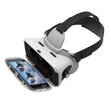 iphone vr goggles. vr box 3d glasses headset googles cardboard virtual reality goggles for iphone android samsung vr ,