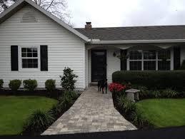 inspiration idea black door house with choosing storm door and front door color and