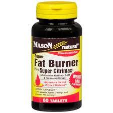 Mason Natural Super <b>Fat Burner Plus Super</b> Citrimax Reviews 2021