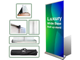 Luxury Roll Up Banner Printing Luxury Roll Up Banner Printing