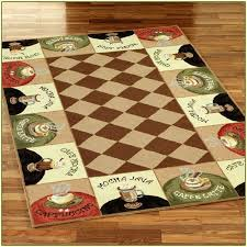 washable rooster rugs kitchen area at