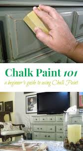 chalk paint furniture picturesHow to paint furniture with Annie Sloan Chalk Paint