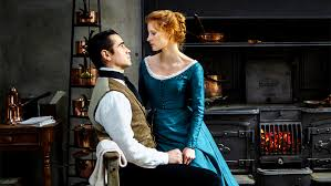 miss julie review jessica chastain colin farrell don t set  miss julie toronto film festival