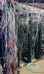 messy electrical wiring wiring diagram messy electric cables in thailand stock fooe 1905223