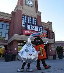 Hershey Chocolate World Parking