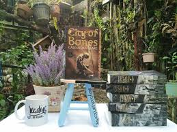 Review  City of Bones by Cassandra Clare     A Page of Heaven Book Review  City of Bones  The Mortal Instruments