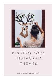 Free E Book Finding Your Instagram Themes 5 Steps To Gain