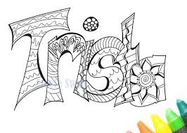 Small Picture Create Your Own Coloring Pages With Your Name Coloring Coloring