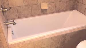 kohler underscore bathtub photo | we have a 5' Underscore, drop in with tile