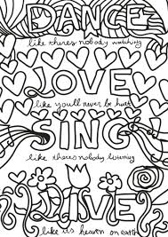 Coloring Pages Stunning Christmas Quotes Coloring Pages