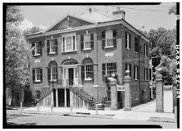 William Blacklock House, 18 Bull Street, Charleston, Charleston County, SC  - Photos from Survey HABS SC-109 | Library of Congress