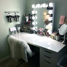 lighting for vanity makeup table. Amusing Make Up Table Lighting Makeup Desk With Lights For Sale Vanity H