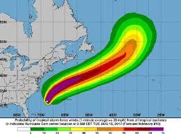 Hurricane Tracking Chart 2017 Hurricane Gert Update Storm Track Weather Models Live
