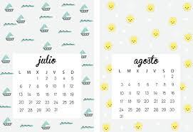 Calendario 2015 Para Imprimir Manualidades