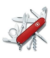 Нож <b>Victorinox 1.6703 Explorer</b> офицерский, 91мм, красный ...