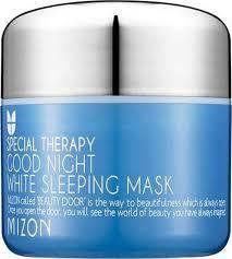 <b>Отбеливающая ночная маска с</b> лавандой Mizon Good Night White ...