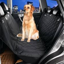 car seats rear seat covers for dogs canine town custom