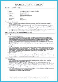 Business Intelligence Specialist Sample Resume Business Intelligence