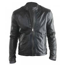 Leather Jacket With Design On Back Hollywood Stylish Design New Biker Real Leather Jacket