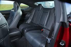 lexus rc interior. lexus rcf rear seats rc interior